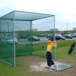golf cage net