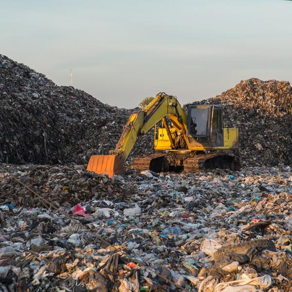 landfill nets