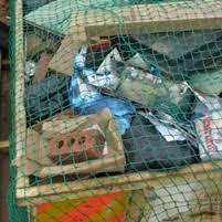 truck nets, skip nets